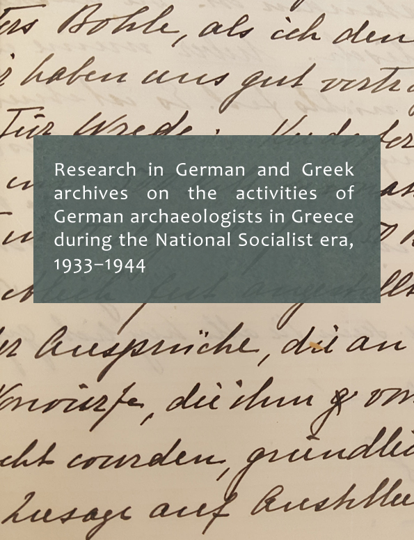 research in German and Greek archives